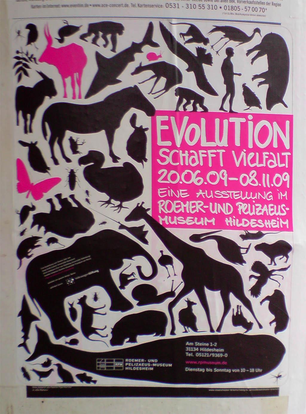 RPMuseum Hildesheim - Evolution-schafft-Vielfalt